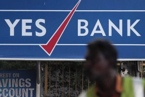 Yes Bank shares loses gains, plunges over 39 per cent