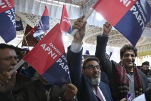 Former PDP leader Altaf Bukhari launches Jammu and Kashmir's Apni Party