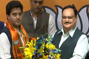 Today's Congress party not what it used to be: Jyotiraditya Scindia joins BJP, gets Rajya Sabha nomination