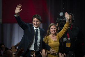 Canada PM Justin Trudeau's wife tests positive for deadly Coronavirus