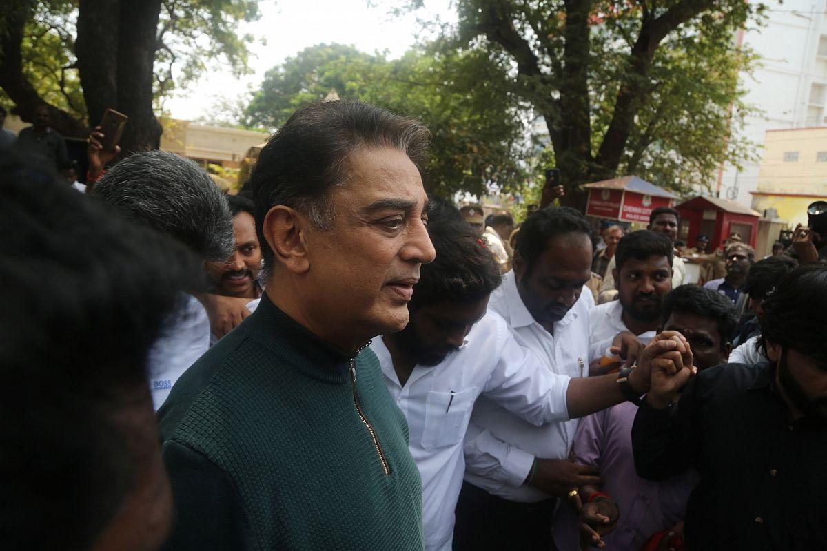 Kamal Haasan, Indian 2, Indan 2 accident, Kajal Aggarwal