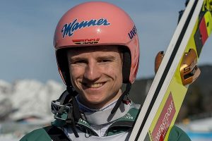 Karl Geiger wins 1,000th ski jumping World Cup event