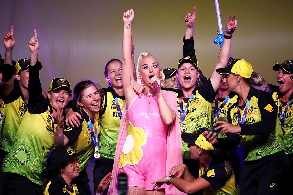 ICC Women's T20 World Cup, Australia Women's Cricket Team, Katy Perry, India vs Australia women's t20 world cup final, ind vs aus womens t20 2020 live score, ind vs aus womens t20 live score, harmanpreet kaur, ind vs aus t20 2020, mcg, ind vs aus, ind vs aus women world cup, taniya bhatia, smriti mandhana, richa ghosh, jemimah rodrigues, india women vs australia women, riha ghosh, shafali verma, icc womens world t20 final 2020, icc world cup women 2020, women t20, t20 world cup 2020 women, icc world cup women 2020, women world cup 2020, ICC Women's T20 World Cup Final 2020, rachael haynes, inw vs auw, alyssa healy, indw vs ausw t20 live streaming, meg lanning, indw vs ausw live match, indw vs ausw live streaming, jess jonassen, indw cs ausw live, ind vs aus live score, t 20 world cup womens, katy perry, taniya bhatia, india vs australia live score, womens world cup live, icc womens world cup, women's world cup, india vs australia women live, india women's national cricket team, beth mooney, india women score, megan schutt, ashleigh gardner, india vs australia women's t20, india vs australia women's t20 final, india vs australia live score, india vs australia final, india vs australia, india vs aus t20, india vs austalia t20 women's world cup, women's t20 world cup, women's t20 final, women's t20 world cup live, women's t20 wc, women's t20 2020,