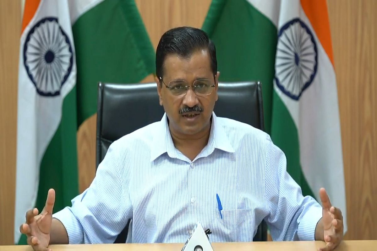 'We have capacity to feed 4 lakh people daily': Arvind Kejriwal on preparedness to tackle COVID-19