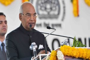 In a first, President accepts foreign envoys' credentials via video link