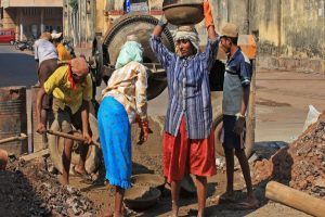 Lakhs of unregistered labourers in UP not entitled to relief during lockdown