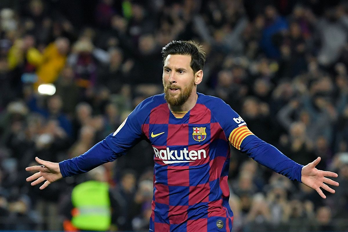 Have No Doubt That Lionel Messi Will Re Sign Contract Barca Chief