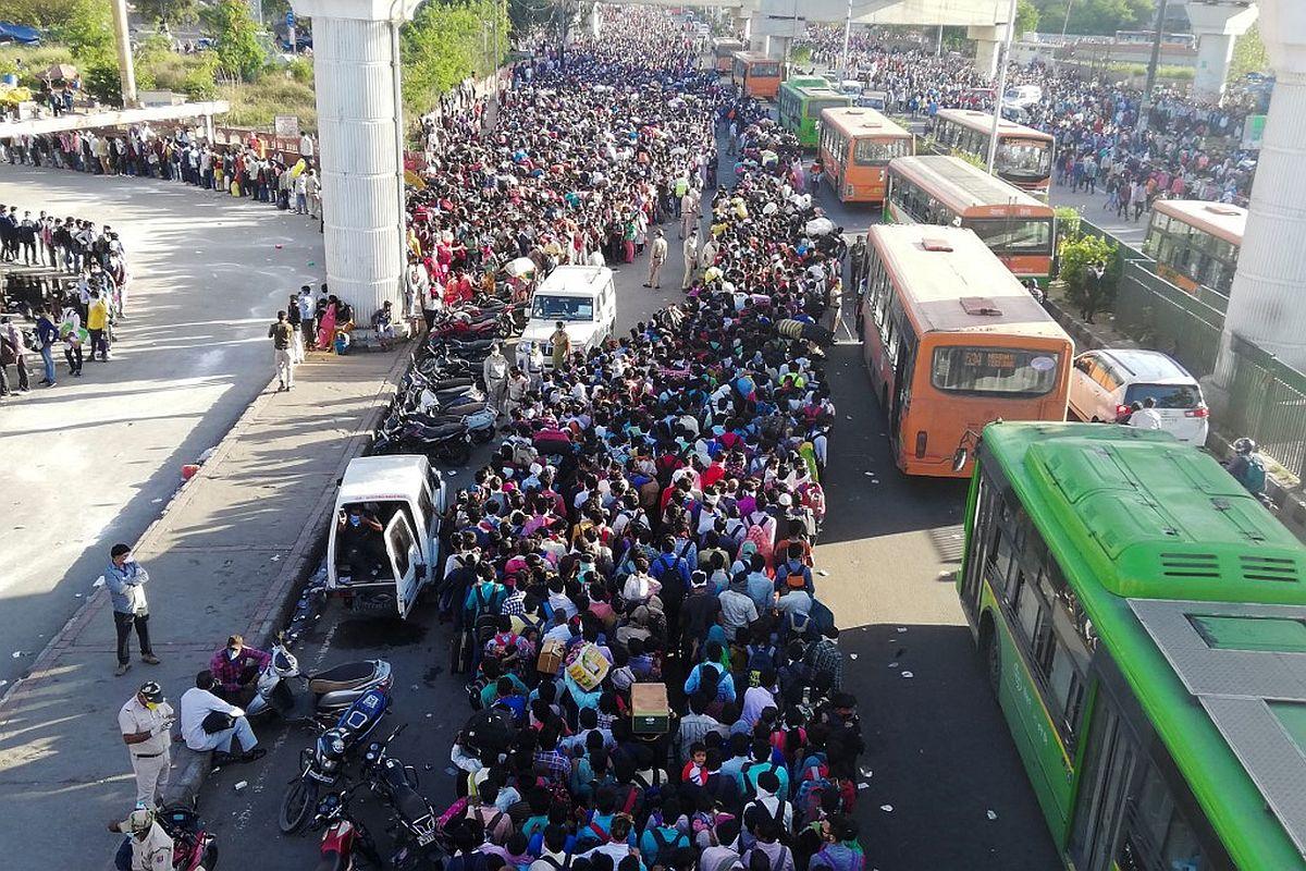 Urban poor deserve more, lockdown, migrant workers, Urban Poor, Jan Dhan Yojana