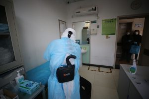 4 persons suspected of deadly coronavirus escape from government hospital in Nagpur