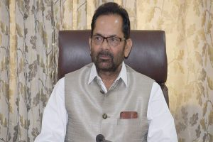Mukhtar Abbas Naqvi slams opposition leaders over Parliament 'shut down' demand amid COVID-19 scare