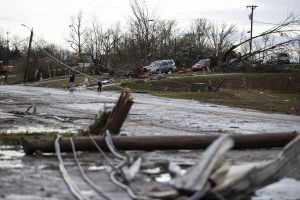 25 dead in Tennesse after tornado rip through the state