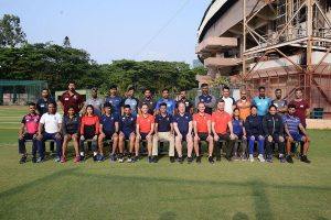 Arsenal academy's head of sports medicine conducts Evaluation and Development Workshop at NCA