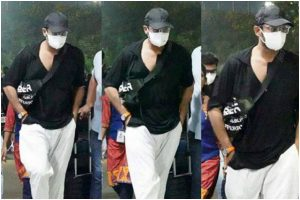 Jaan: Prabhas flies to Europe for shooting  amid Coronavirus outbreak