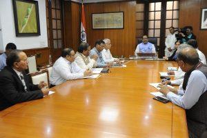 Lok Sabha Speaker directs authorities to be vigilant to prevent panic over coronavirus