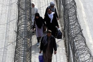 Pak-Afghan border to be closed from Monday
