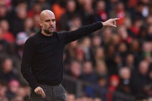Liverpool deserve guard of honour, says Manchester City manager Pep Guardiola