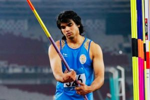 Neeraj Chopra recommended for Khel Ratna Award