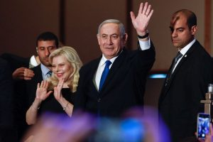 Israel PM Benjamin Netanyahu claims election win that defied 'all expectations'