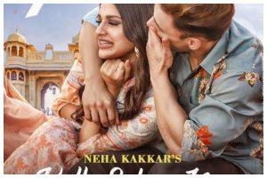 Neha Kakkar's 'Kalla Sohna Nai' featuring Asim Riaz, Himanshi Khurana to release on Thursday