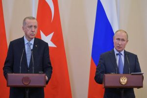 Vladimir Putin to meet his Turkish counterpart in Moscow on March 5: Kremlin