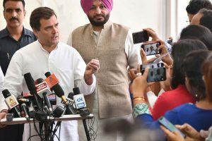 'Tsunami is coming': Rahul Gandhi on economy amid COVID-19 scare; calls Parliament 'loudspeaker'