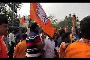 'Goli Maro' sloganeers arrested; one released on bail