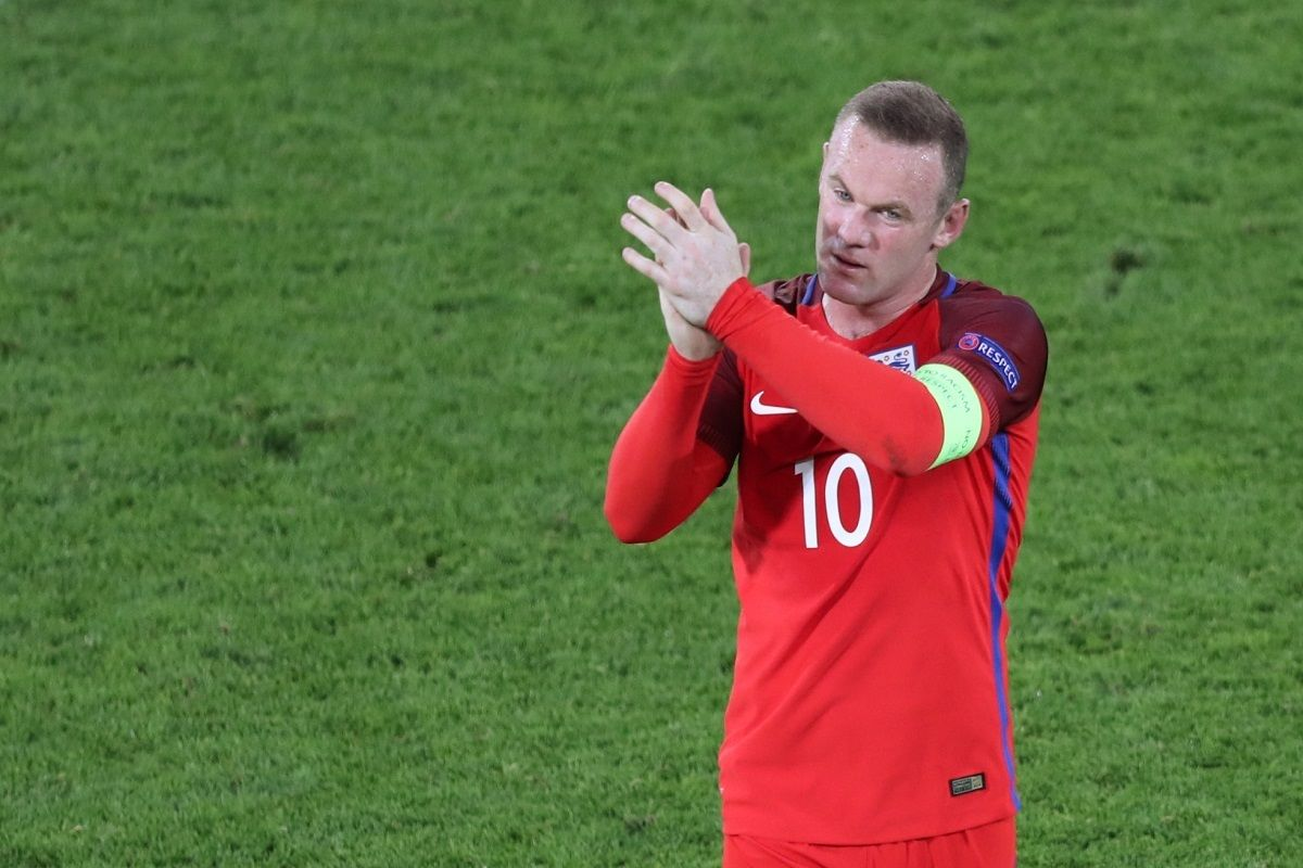 Wayne Rooney, Manchester United, England, FIFA World Cup