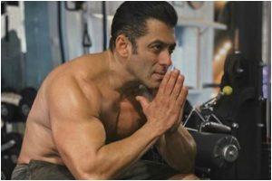 'Salaam Namaste': Salman Khan suggests new way to escape Coronavirus