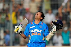 OTD in 2012: Sachin Tendulkar completes year-long wait to score 100th international century