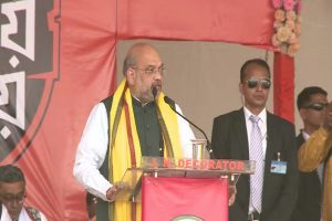 Modi govt has adopted pro-active security strategy with zero tolerance to terrorism: Amit Shah