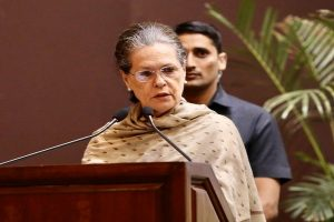 Sonia Gandhi sets up central control room for assistance on COVID-19