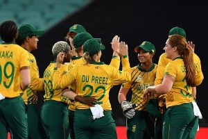 Women's T20 World Cup: South Africa given revised target of 98 in 2nd semifinal after rain interruption