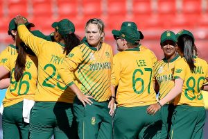 Women's T20 World Cup: South Africa seal semi-final spot with win over Pakistan