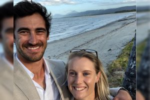 Mitchell Starc to skip last ODI in South Africa to watch wife Alyssa Healey play Women's T20 World Cup final
