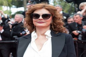 Susan Sarandon reveals how she struggled to act a threesome scene