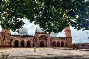 Mosque sealed in Deoband