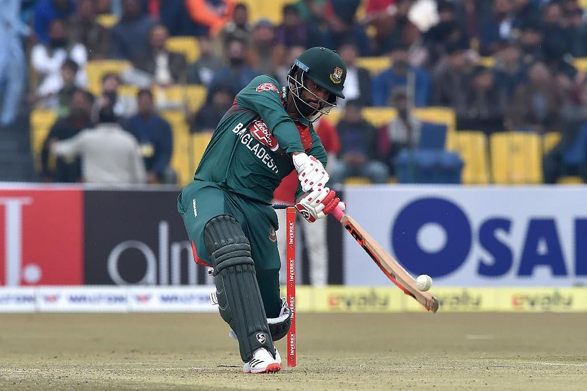 Bangladesh beats Zimbabwe by 169 runs in 1st ODI
