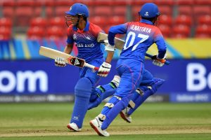 Women's T20 World Cup: Thailand batters shine in washed-out final game against Pakistan