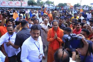 'Parted ways with BJP, not Hindutva': Uddhav Thackeray offers Rs 1 cr for Ayodhya's Ram temple