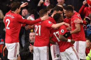 Man Utd vs Man City: Manchester United complete derby double over neighbours in Premier League