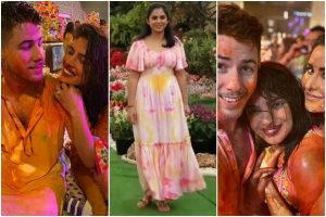 Holi 2020: Isha Ambani throws party; Priyanka Chopra, Nick Jonas, others have colourful time