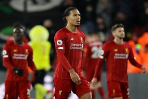 Losing 3-0 to Watford hurts: Liverpool star Virgil van Dijk