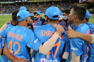 BCCI announce 15-member India squad for South Africa series