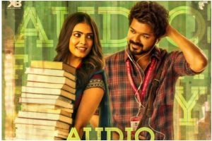 Master: Makers of Thalapathy Vijay starrer unveil first look of Malavika Mohanan