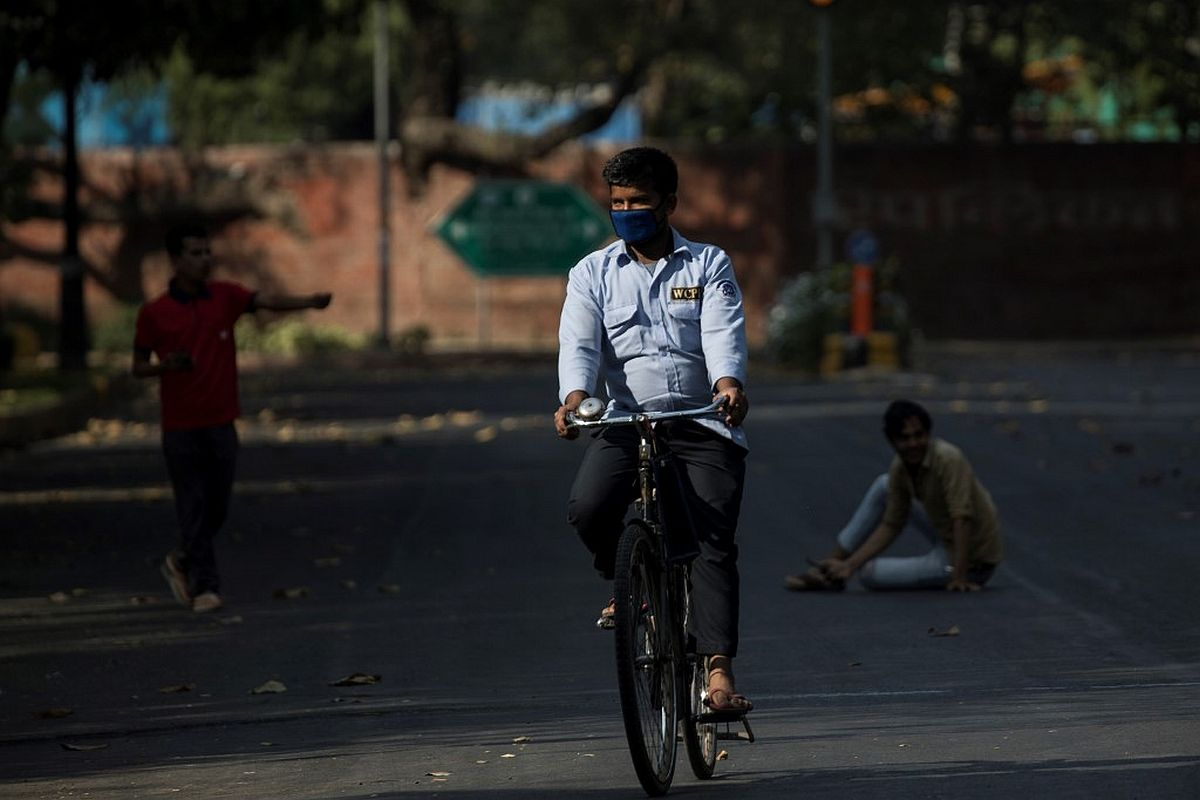 Delhi witnesses improved air quality on 'Janata Curfew', likely to slip into 'good' category soon