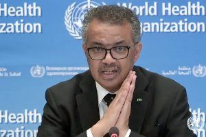 'Global shortage of personal protective equipment most urgent threat': WHO chief on Coronavirus pandemic