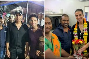 Akshay Kumar wraps up Laxmmi Bomb, donates Rs 1.5 cr to build home for transgenders