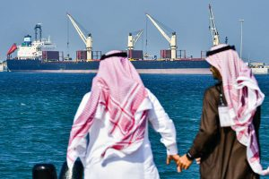 Saudi Arabia rebukes Vladimir Putin for blaming Riyad for oil price collapse