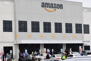 Amazon to put new grocery delivery customers on waiting list amid surging demand