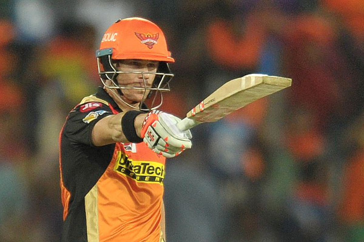 David Warner, Virat Kohli, IPL, Sun Risers Hyderabad (SRH), 5000 runs